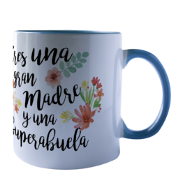 Mug AZUL dERECHA