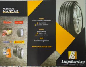 folletos publicitarios